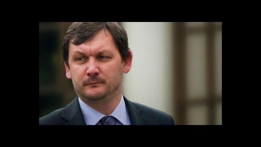 Video Šéfem Úřadu vlády je Radek Augustin