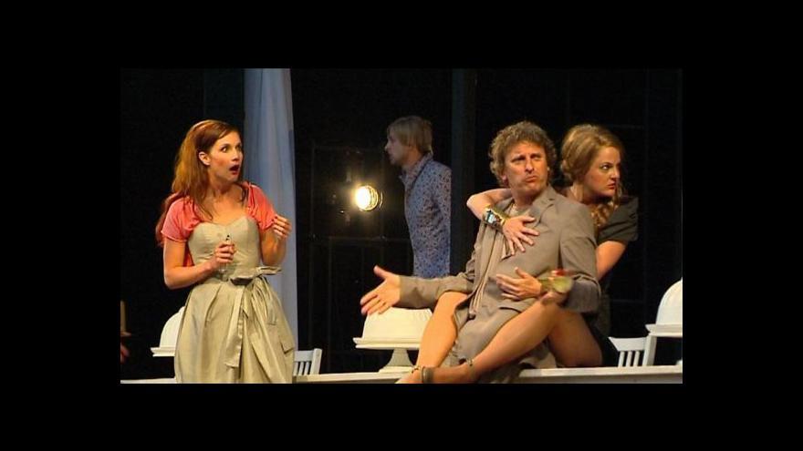 Video V Ostravě začínají Letní Shakespearovské slavnosti