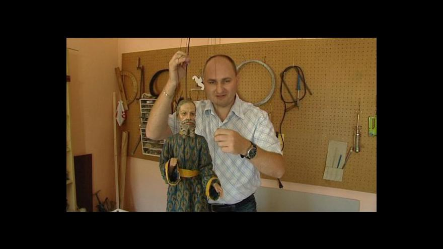 Video Umění restaurátorů: Muzeum loutkářských kultur