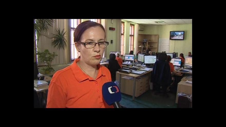 Video Vrchní sestra Miroslava Bělošová o zkušenostech s agresivními pacienty
