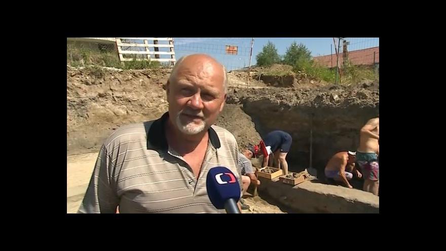 Video Mluví archeolog Luděk Galuška