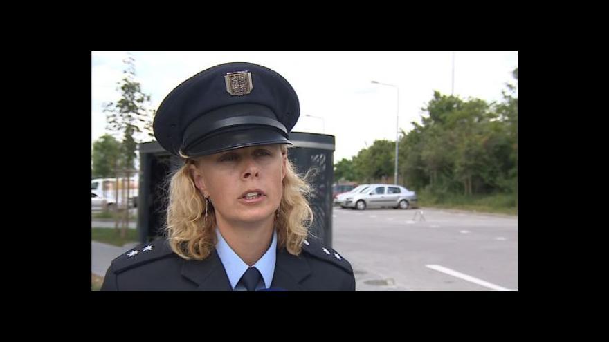 Video O případu hovoří policejní mluvčí Iva Šebková