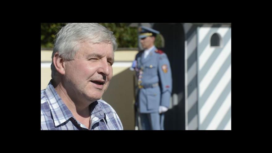 Video Události ČT o jednání kolem podpory Rusnokově vládě