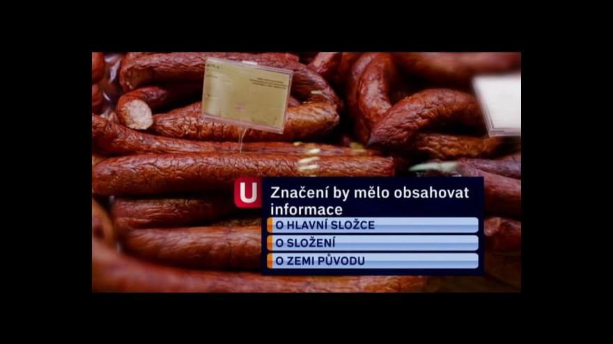 Video Značení potravin