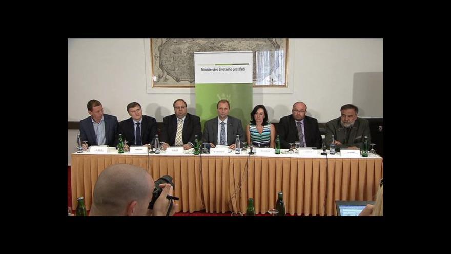 Video Brífink po zasedání pracovní skupiny pro zlepšení kvality ovzduší v MS kraji
