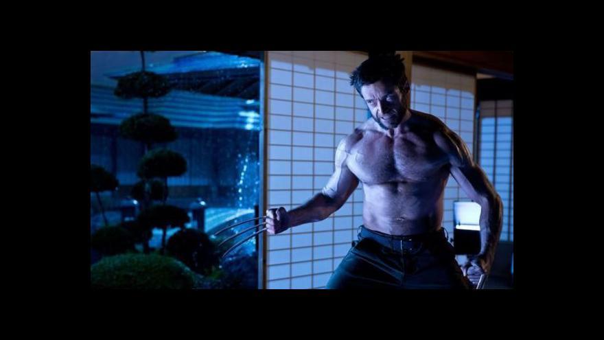 Video Do kin se chystá Wolverine