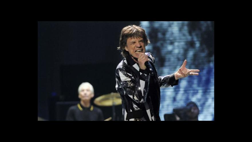 Video Mick Jagger slaví sedmdesátiny