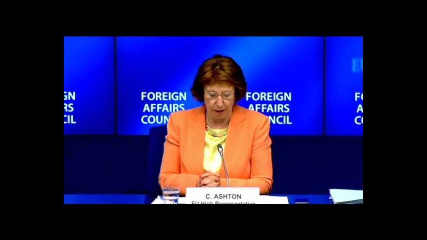 Video EU dala Hizballáh na seznam teroristických organizací
