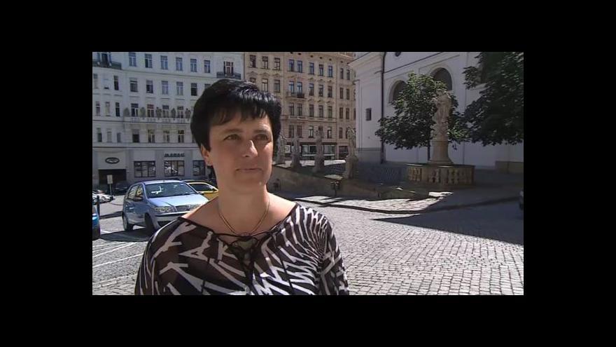 Video Hovoří Soňa Haluzová z brněnského magistrátu