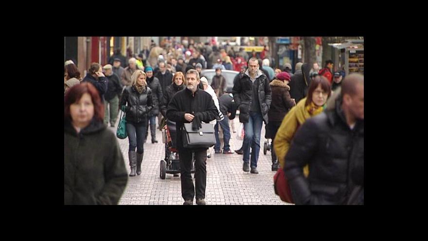 Video Rozhovor s ekonomem Jaromírem Šindelem
