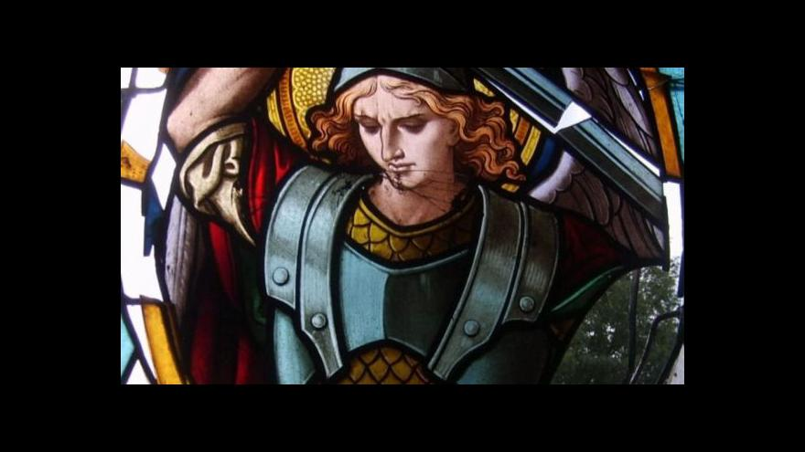 Video První muzeum vitráží v Evropě