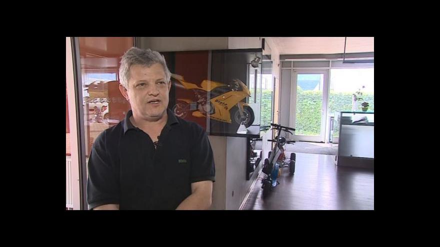 Video Podnikatel Pavel Blata o boji proti padělkům z Číny