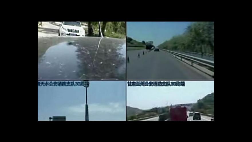 Video Telefonát Kateřiny Procházkové (13:30)