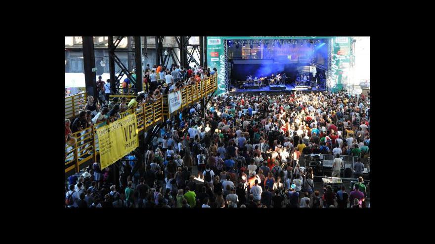 Video Festival Colours of Ostrava lámal návštěvnické rekordy
