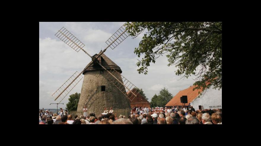 Video O Horňáckých slavnostech hovoří Maryna Pavlincová