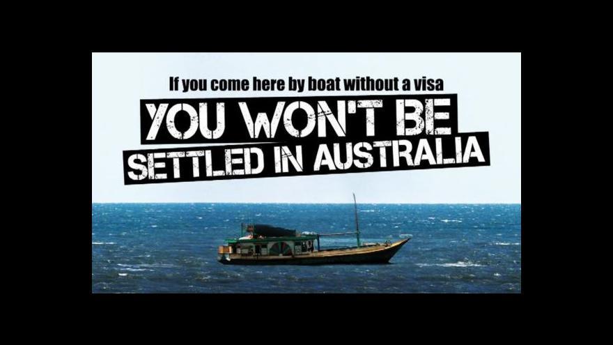 Video Reportáž o migraci v Austrálii