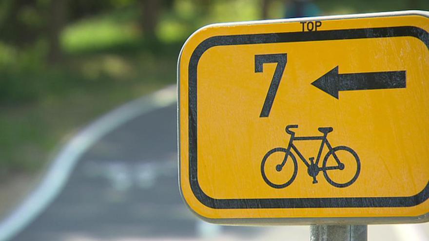 Video Cyklostezka v Havířově