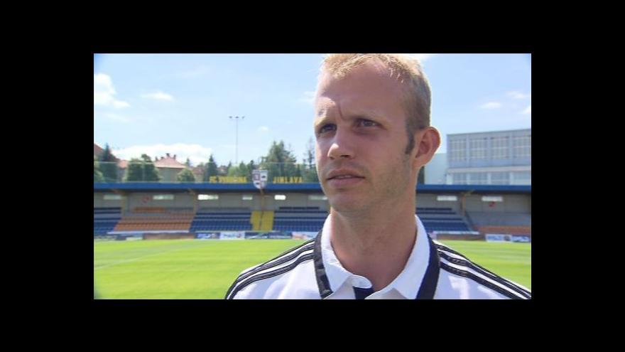 Video Rozhovor s kapitánem Lukášem Vaculíkem