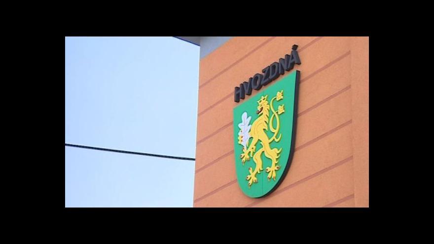 Video Tři minuty z Hvozdné