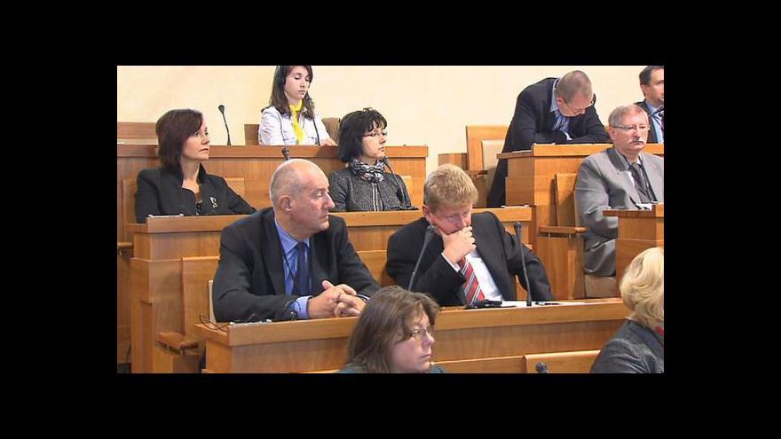 Video Události ke kauze Nagyová a verdiktu NS