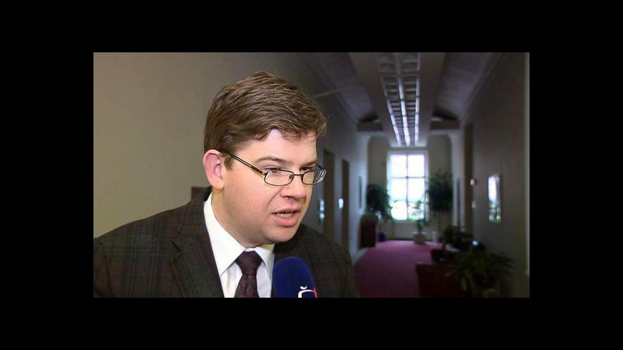 Video Reakce Jiřího Pospíšila na výroky Karla Schwarzenberga