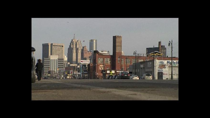 Video Soud nařídil správci Detroitu stáhnout žádost o ochranu