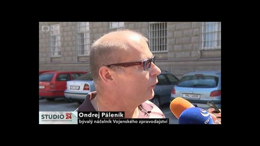 Video Rozhovor s Ondrejem Páleníkem