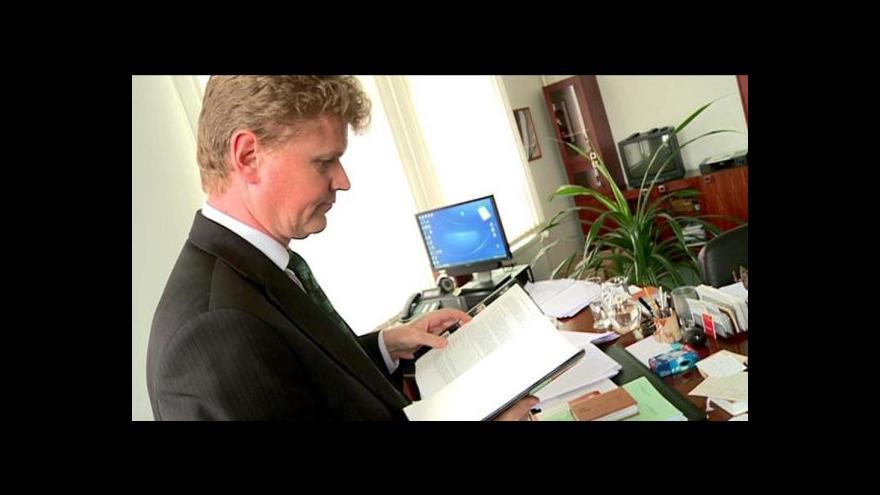 Video Spory o právní výklad tématem Událostí, komentářů