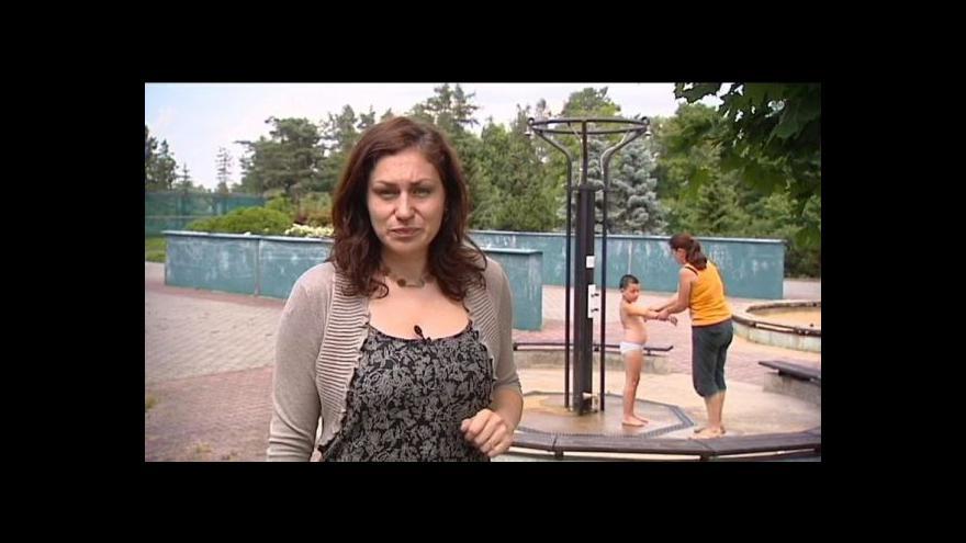Video Reportáž Lucie Křížkové
