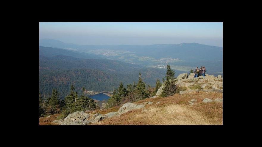 Video Objektiv z Bavorského lesa