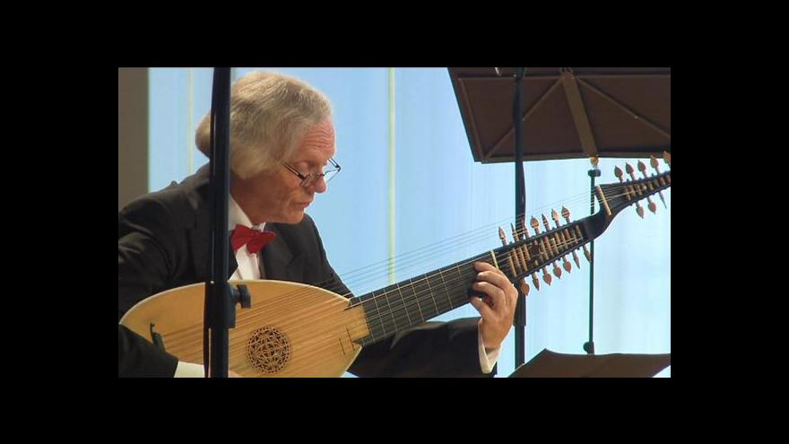 Video Letní festival staré hudby zahájil koncertem Cantus Cölln