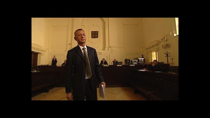 Video Události k soudu s Romanem Janouškem