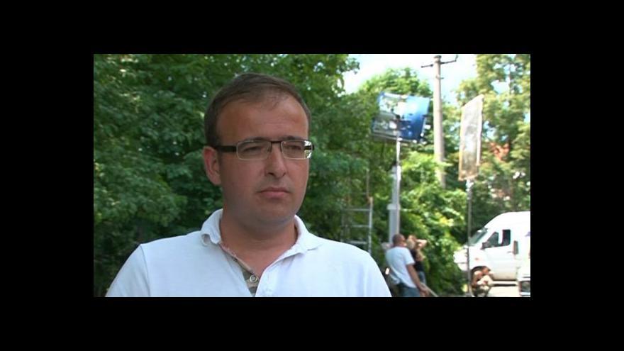 Video Kreativní producent ČT David Ziegelbauer o filmu Sebemilenec