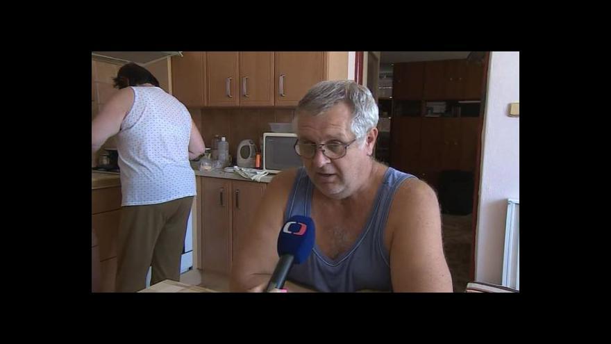 Video Kamionovou dopravu popisuje František Habrovec ze Staroviček