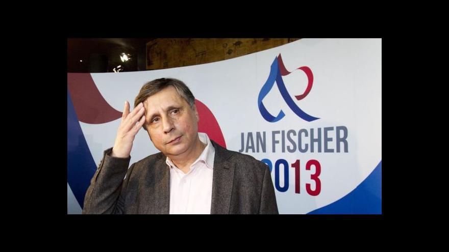 Video Vyjádření Jana Fischera