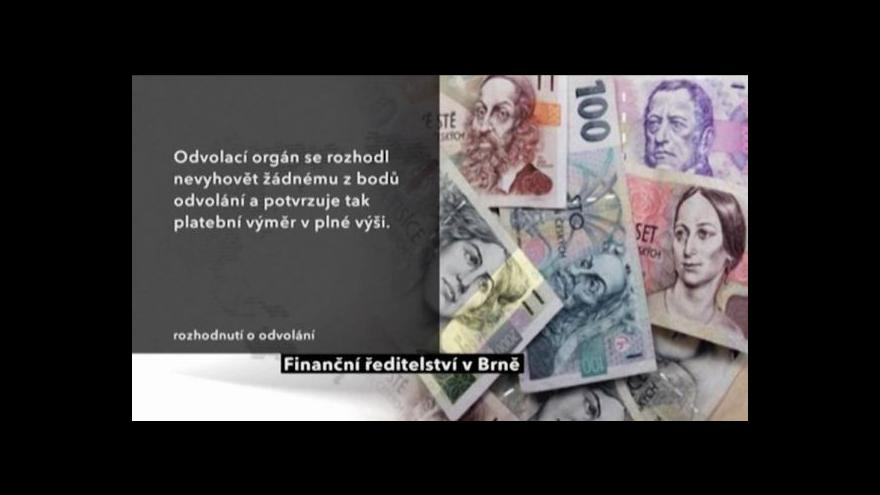 Video Likvidační pokuta pro Liberec