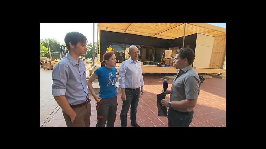 Video Rozhovor s autory projektu
