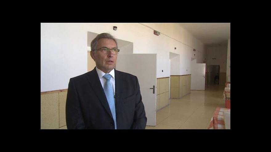 Video Fungování jednodenní chirurgie popisuje ředitel Petr Michna