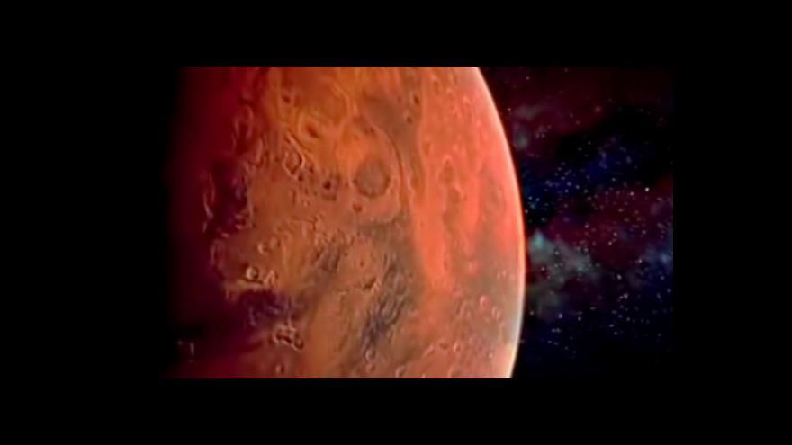 Video V Londýně se můžete projít po Marsu