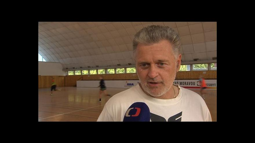 Video Rozhovor s trenérem René Kumpánem