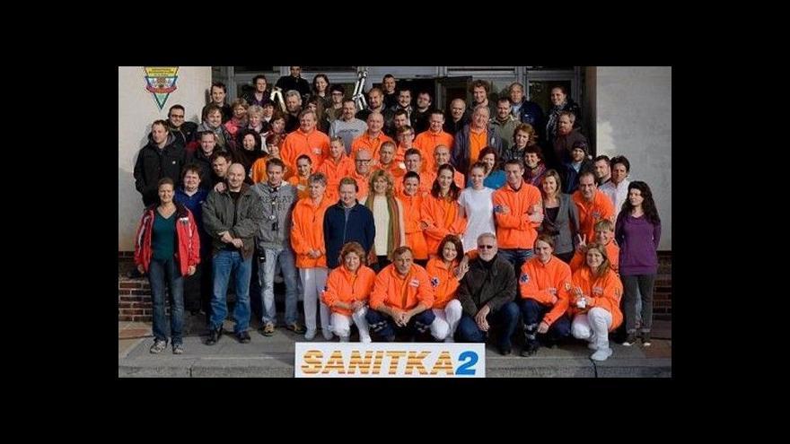 Video Sanitka 2 se představuje