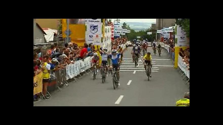 Video Czech Cycling Tour podruhé vyhrál Leopold König