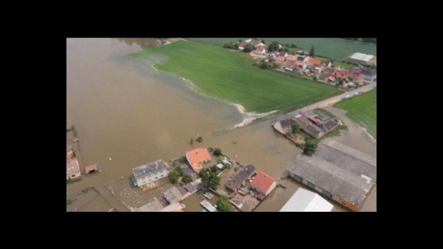 Video Dozvuky povodní