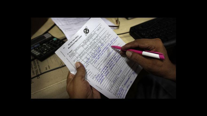 Video Konec telegramů v Indii