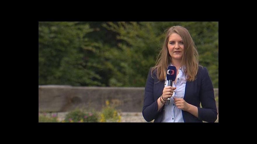 Video Reportáž Magdaleny Martinkové