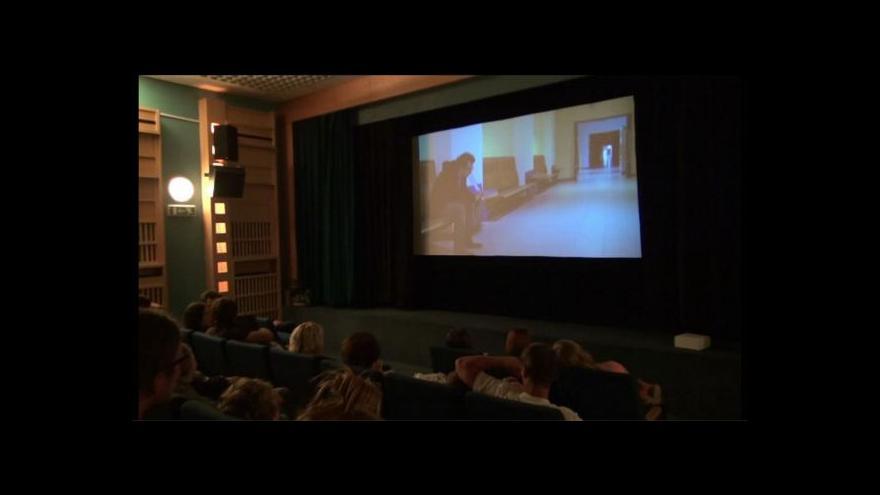 Video Premiéra studentských filmů