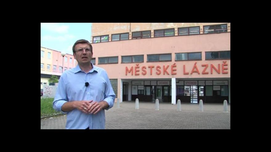 Video Zakladatel projektu Rostislav Koryčánek o Městských lázních