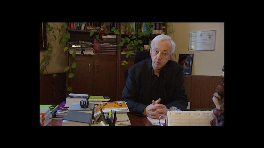 Video Zeman navrhl Sváčka na post ústavního soudce