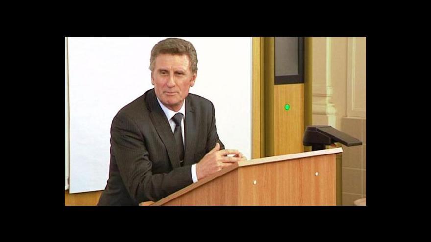 Video Rozhovor s děkanem Fakulty právnické ZČU v Plzni