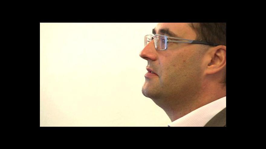 Video Vyjádření Borise Šťastného